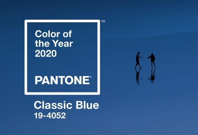 Trouwkaart trend voor 2020 | Trendkleuren voor uitnodigingen | Pantone kleur van het jaar 2020