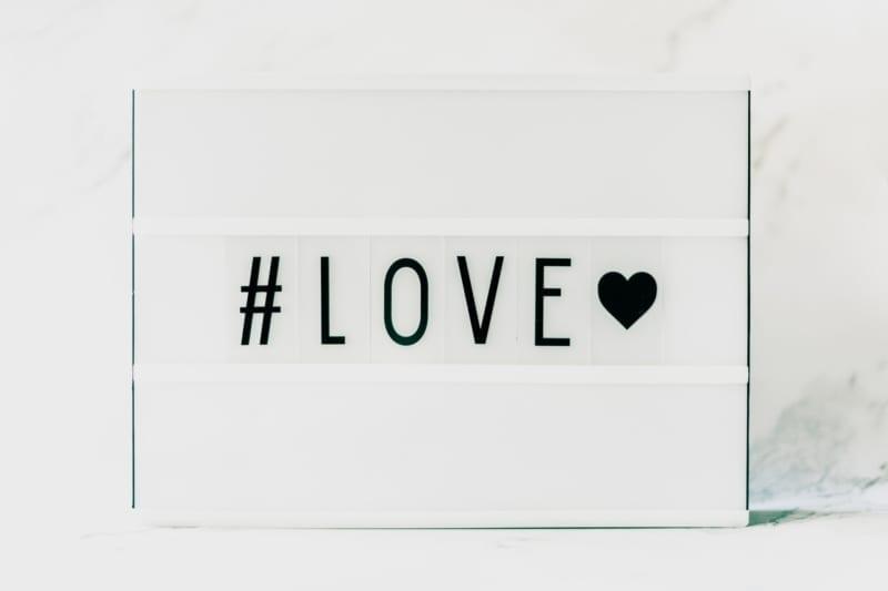 Trouwkaart gedichten en songteksten over de liefde